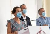 Firma del convenio del Plan de Barrios y Diputaciones entre Ayuntamiento y Comunidad Autónoma