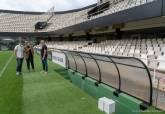Obras Estadio Cartagonova