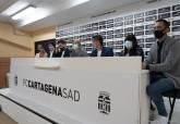 Presentación de las nevas secciones del F.C. Cartagena