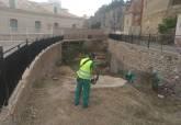 Patrimonio inicia los trabajos de la II fase del Anfiteatro Romano