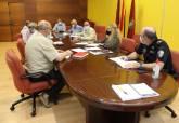 Reunión del Área de Sanidad sobre medidas de cara al Día de Todos los Santos en los cementerios municipales