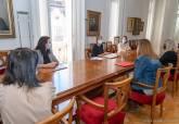 Reunión Ayuntamiento con padres y madres de Carmelitas y Franciscanos