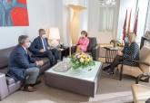 Los representantes de ISEN presentan en Alcaldía su proyecto de ampliación de las instalaciones