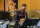 Ángela Pérez. Concierto Entre Mandolinas y Pianos, de Entre Cuerdas y Metales