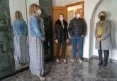 Visita a las viviendas sociales del Ayuntamiento.
