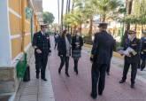 Firma del convenio sobre cesión del Espalmador entre la Armada y la Autoridad Portuaria