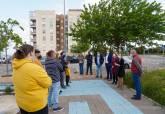 Reunión con los vecinos de Residencial Buenos Aires