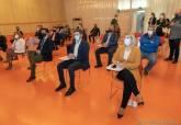 Reunión de la Comunidad de Regantes del Campo de Cartagena en el Auditorio El Batel