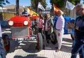 Manifestación por el trasvase en Cartagena