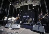Actuación de Nunatak en las Fiestas de San Isidro gracias al programa Cartagena Suena en Madrid
