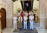 La Armada realiza un ejercicio de emergencia en Cartagena para poner a prueba planes seguridad