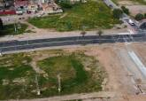 Zona del nuevo área del sector Rambla.