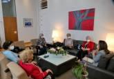 La Amas de Casa nombran Socia de Honor a la alcaldesa Ana Belén Castejón