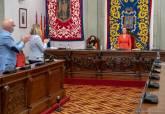 Pleno extraordinario para ratificar la renuncia de Ana Belén Castejón como alcaldesa