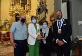 Noelia Arroyo, nombrada Dama de Honor de la Virgen del Carmen