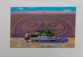 Exposición Pacíficos, de Charris, en La Mar de Arte