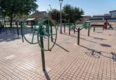 Nuevo Parque de Calistenia en Pozo Estrecho