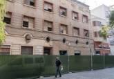 Antiguo edificio Marista en calle San Agustín.