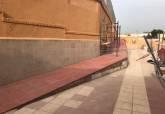 Reformas en centros educativos de Cartagena y retirada de fibrocemento