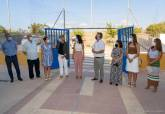 Visita al CEIP Carthago de Vista Alegre.