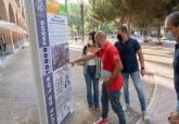 Itinerarios urbanos del programa Escuelas Activas con recorridos desde las plazas de España y Juan XIII