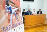 Presentación Campeonatos de España de taekwondo