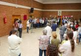 Nominación del salón de acto José David Garnés en El Albujón