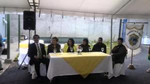 A la actividad asistieron el alcalde Victor Arias y la presidenta del IFAM Yanina Soto.