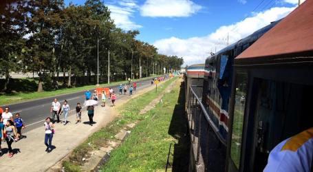 INCOFER trasladó a más de 16 mil personas en romería