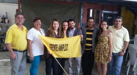 Juventud domina papeleta del Frente Amplio en El Guarco