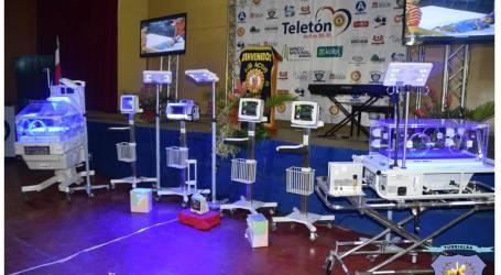 Teletón entrega equipo médico a Hospital de Turrialba