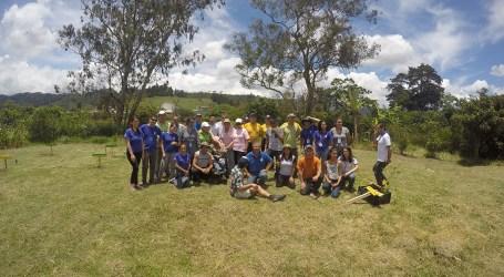 Hacienda Vieja tendrá primer jardín silvestre comunitario