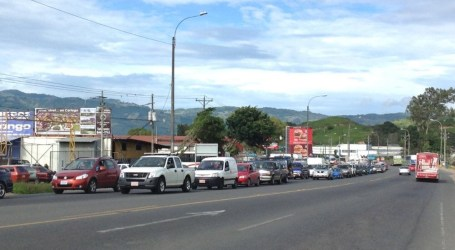 Rutas alternas para llegar a San José por la romería