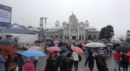 IMN pronostica posible lluvia para la romería