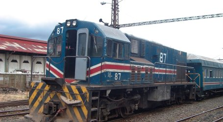 MOPT reduce servicios de tren a Cartago por presas en La Platina
