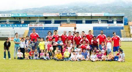 Club Sport Cartaginés se convierte en padrino del Comedor Infantil de Cartago