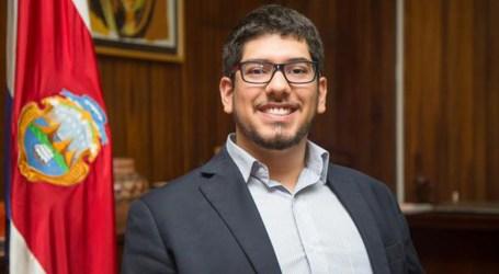 Presidente nombra a joven cartaginés como viceministro de juventud