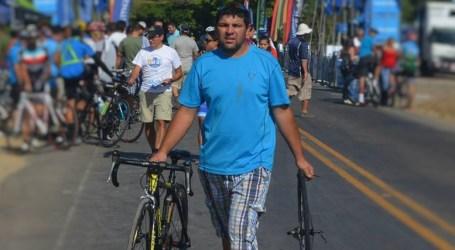 Luis Segura, entrenador del equipo de ciclismo de Cartago: El retrato de un soñador