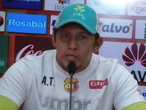 Minor Díaz, Asistente Técnico del Herediano.