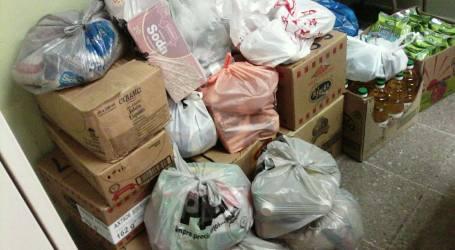 Done alimentos para los indígenas de Alto Telire