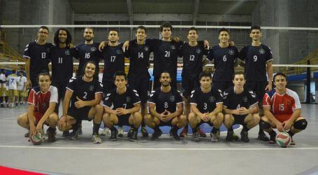 Campeonato Nacional de Voleibol inició este domingo en el Polideportivo
