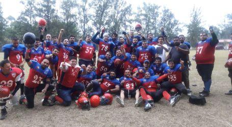 Equipo de futbol americano de Cartago es finalista en el campeonato nacional