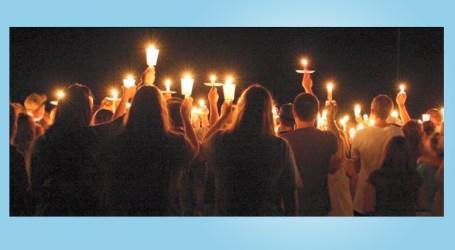 Vigilia busca crear conciencia sobre la violencia en Cartago