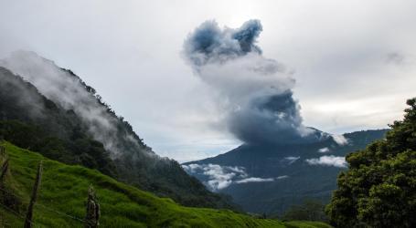 ¿Qué hacer en caso de erupción volcánica?