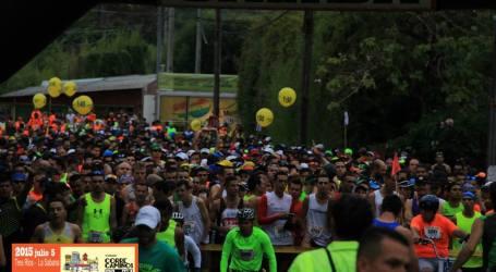Primera maratón del año saldrá de Cartago