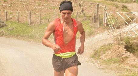 Atleta cartaginés correrá 106 km en Madrid