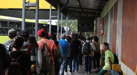 Horario del Transporte Público en Cartago el 1 y 2 de agosto