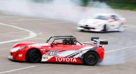 Piloto brumoso Mario Brenes y Purdy Motor presentaron Nuevo Proyecto de Drifting