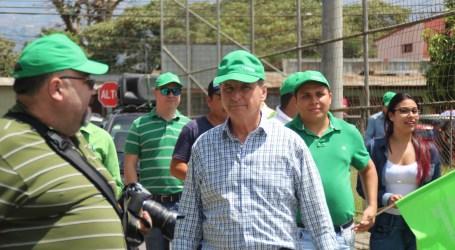 Conozca la propuesta de José María Figueres para Cartago