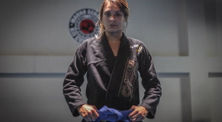 Atleta cartaginesa triunfa en el Jiu Jitsu internacional